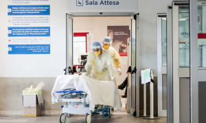medici contagiati